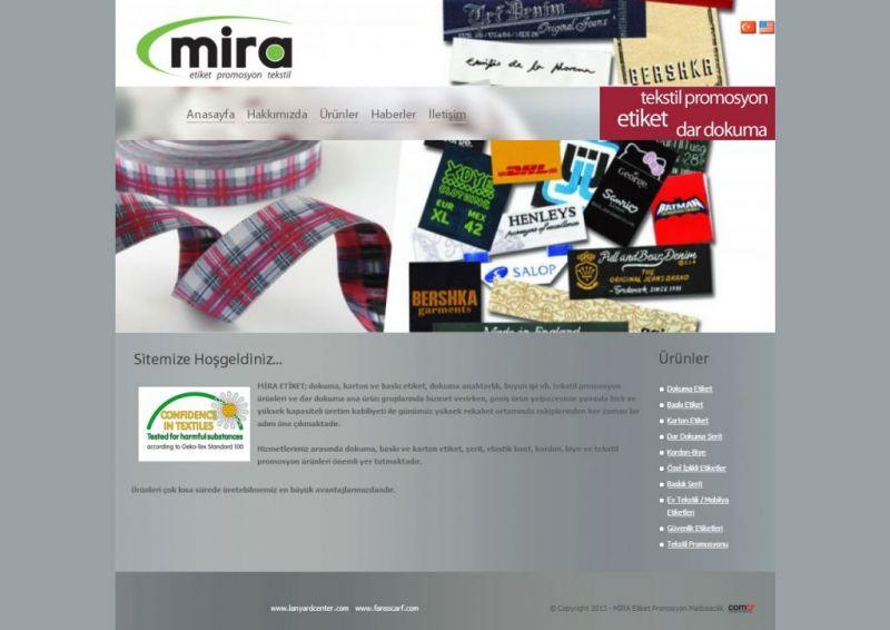 Mira Etiket
