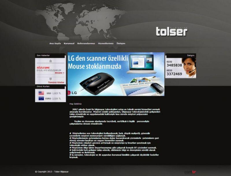 Tolser Bilgisayar