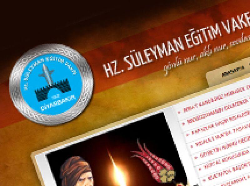 Hz. Süleyman Eğitim Vakfı