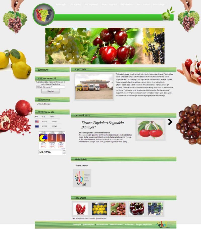 Global Meyve Sebze
