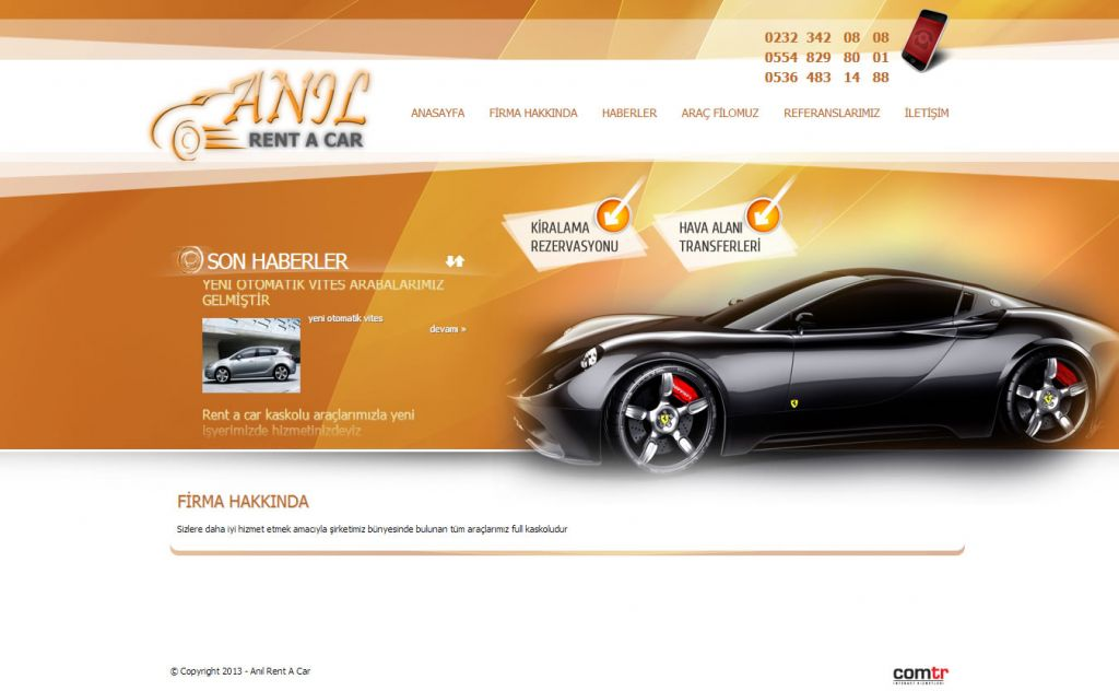 Anıl Rent a Car