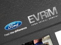 Evrim Ford Yetkili Servisi