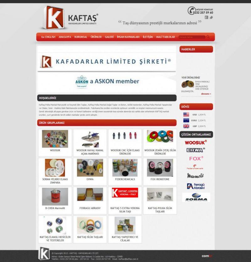 KAFTAŞ - KAFADARLAR LTD ŞTİ