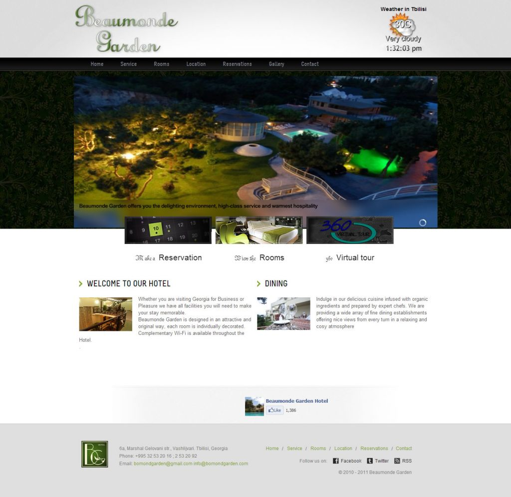 Beaumonde Garden