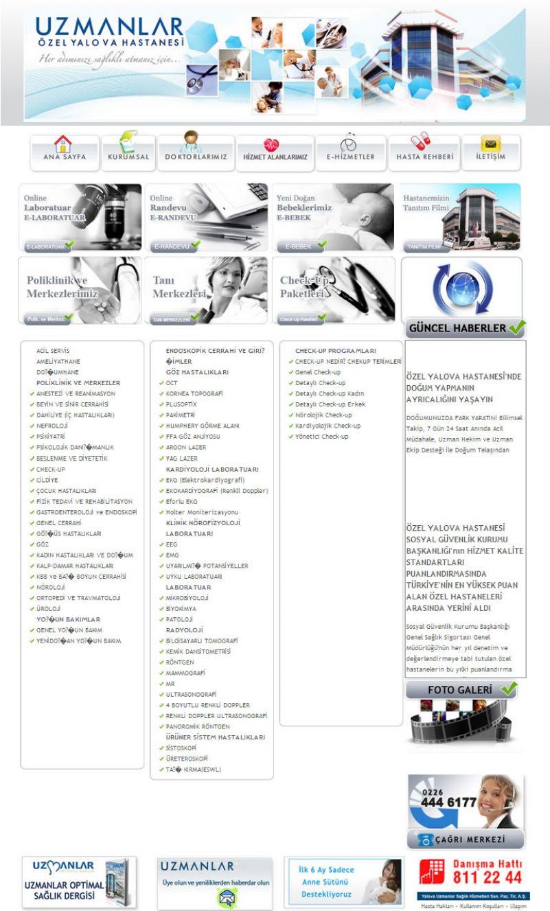 Uzmanlar Tıp Merkezi
