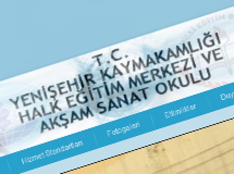 Yenişehir Halk Eğitim Merkezi