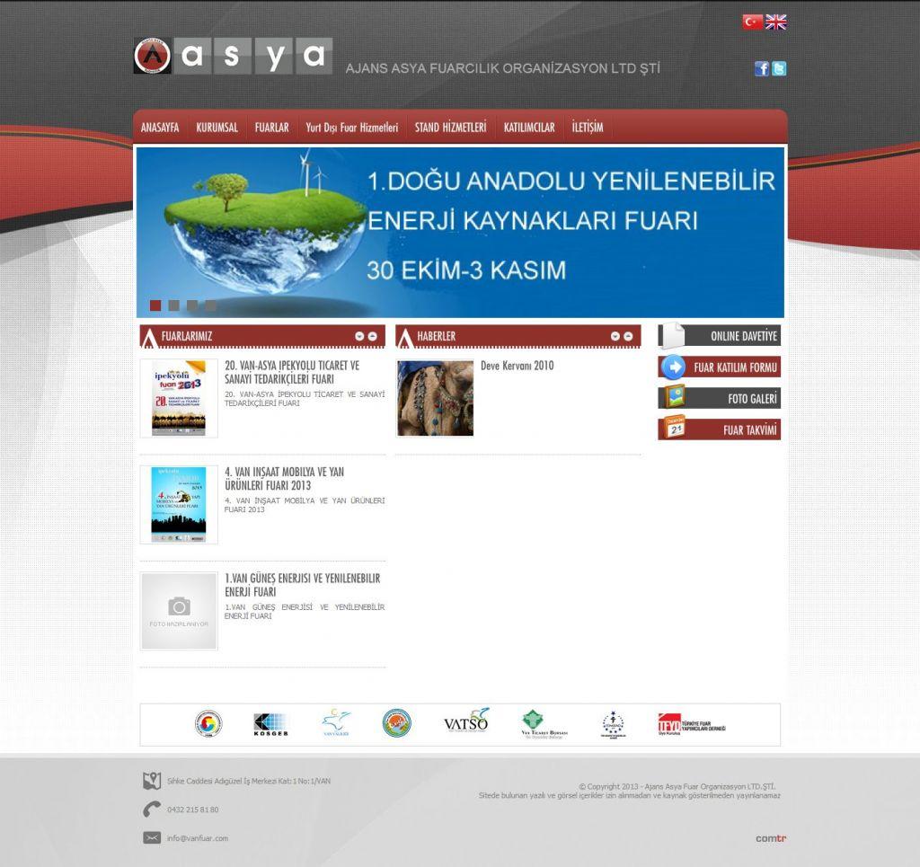 Ajans Asya Fuar Organizasyon LTD.ŞTİ.