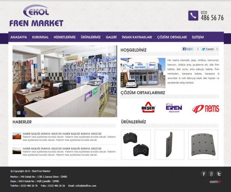 Ekol Fren Market